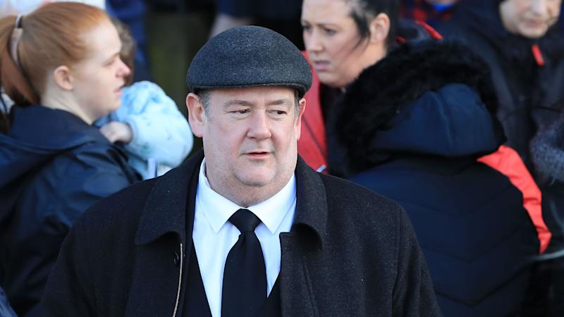 Johnny Vegas tribute to 'Ma Vegas': As a Mum I dare to argue I had the best