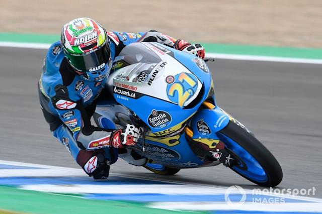 """Alonso Lopez, Estrella Galicia 0,0 <span class=""""copyright"""">Gold and Goose / Motorsport Images</span>"""