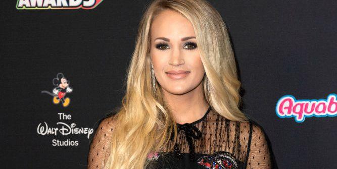 Pregnant Carrie Underwood Reveals She Had 3 Past Miscarriages