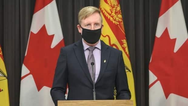 Education Minister Dominic Cardy said students who haven't been contacted directly by Public Health directly should continue attending school.