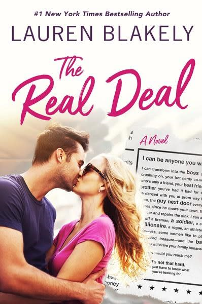 Review: 'The Real Deal' is flirty summer beach read