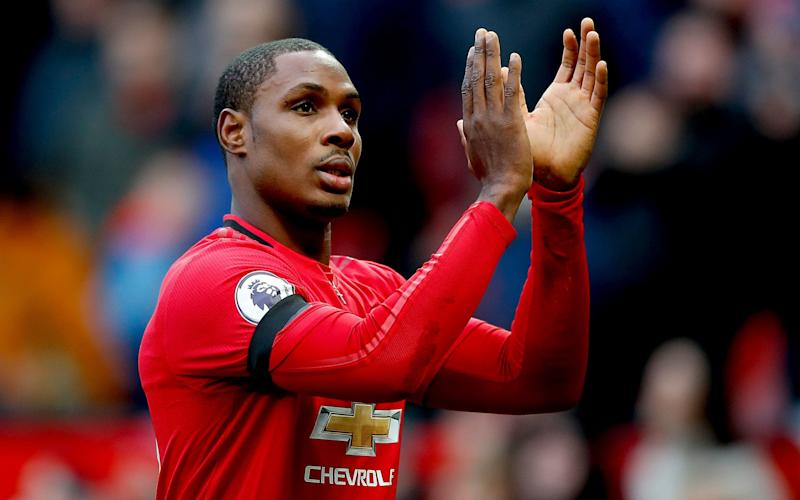 Odion Ighalo - Odion Ighalo seals deal to keep him at Manchester United until January 2021 - PA