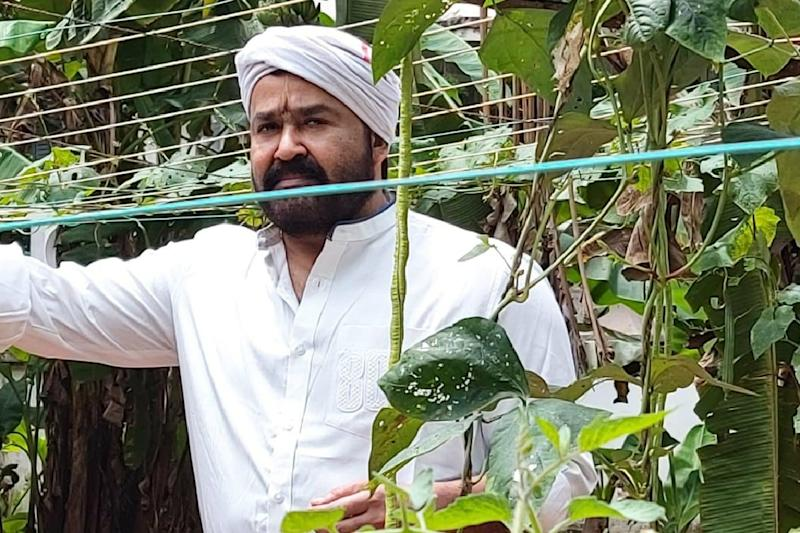 Mohanlal's Latest Post is All About His Tryst with Organic Farming, See Pics