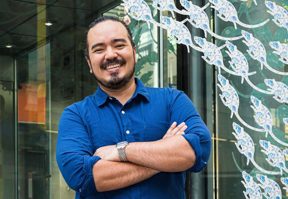 The series tentatively titled 'Adam Liaw's Heritage Kitchen' is funded by the Australian Foreign Affairs and Trade Department to boost diplomacy between Australia and Malaysia. — Picture from Instagram/Adam Liaw