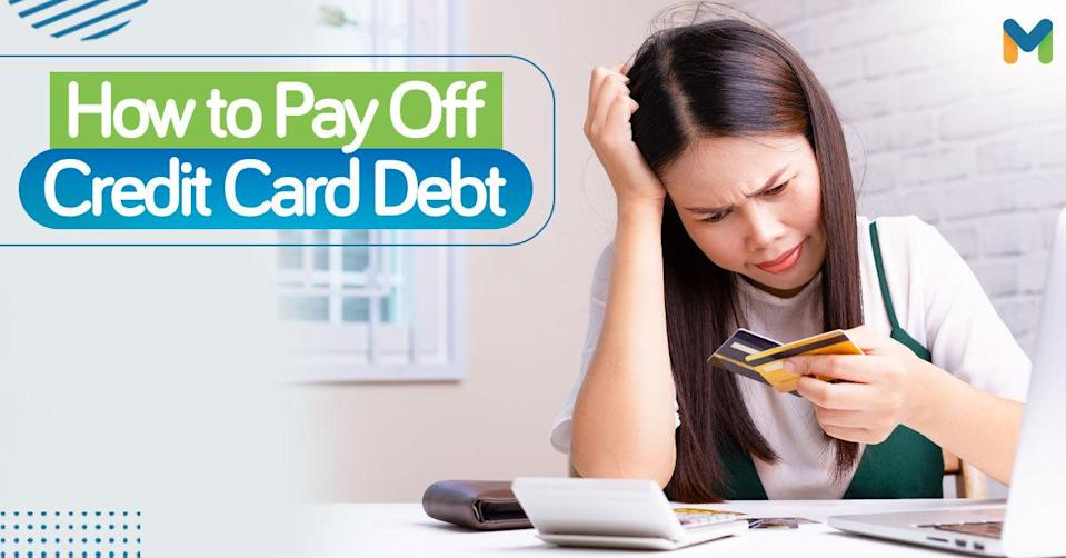 how to pay off credit card debts