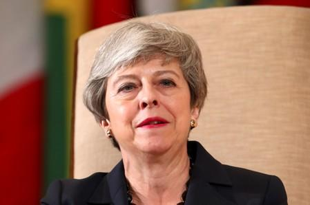 UK PM May would not repeat criticism of London Mayor: spokesman