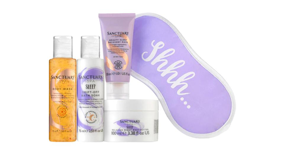 Sanctuary Spa Beauty Sleep Selection Gift Set