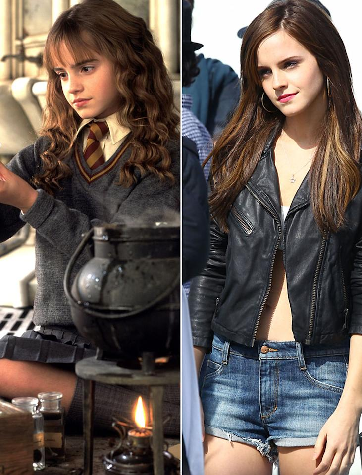 Emma Watson: Harry Potter / The Bling Ring