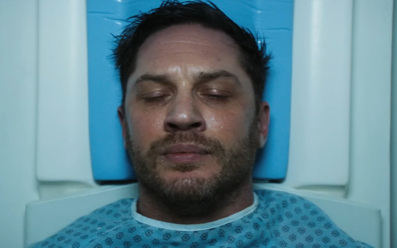 Tom Hardy in Venom - Sony Pictures