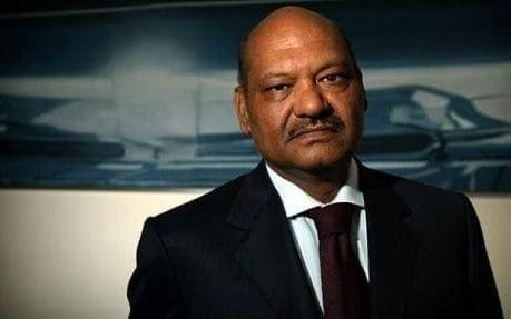 Anil Agarwal would become Anglo's biggest shareholder if he invested a further £1.5bn in the group