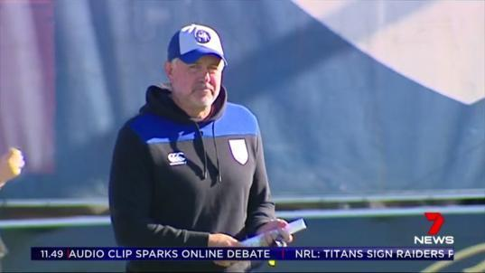 There's been a win for the Bulldogs this morning with the NRL agreeing to reduce coach Dean Pay's fine for criticising referees.
