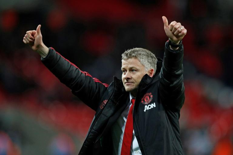 Transformed: Manchester United have won 10 and drawn one of Ole Gunnar Solskjaer's 11 games in caretaker charge