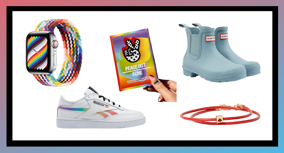15 brands are donating big to Pride 2021