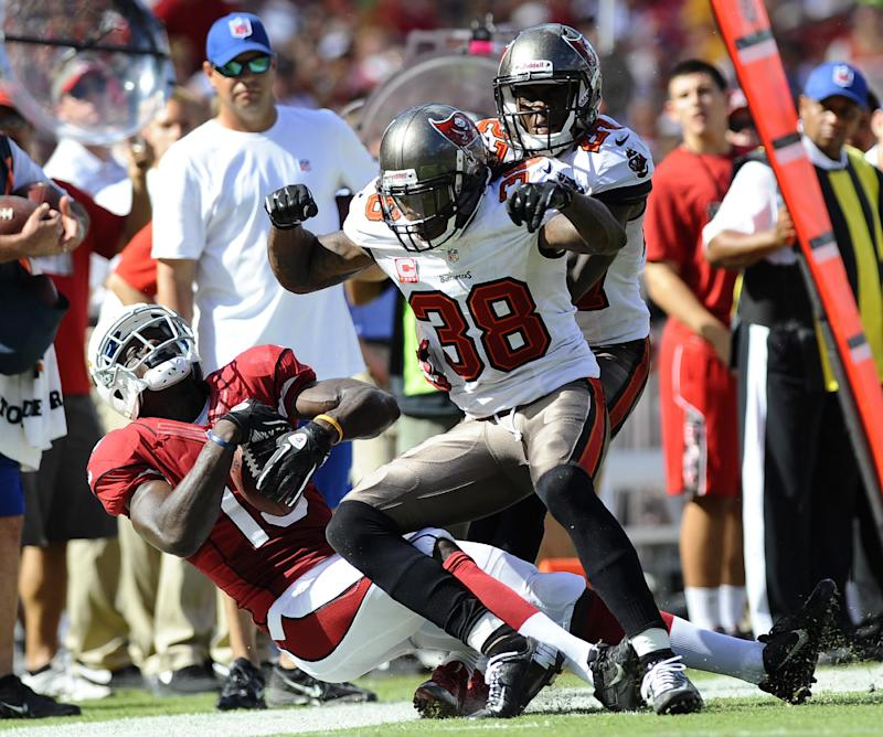 Bucs safety Goldson won't be suspended for hit