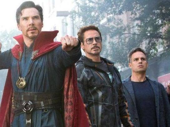 <p>Eyes now set on defeating the lifetime gross of Star Wars: The Force Awakens</p> (Marvel)