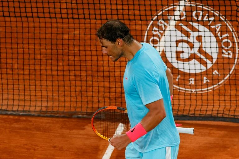Nadal, Thiem tackle outsiders looking in at Roland Garros