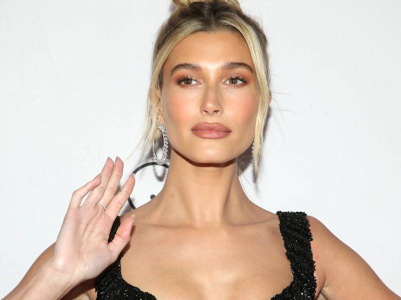 Hailey Bieber explains 'crooked and scary' pinky fingers