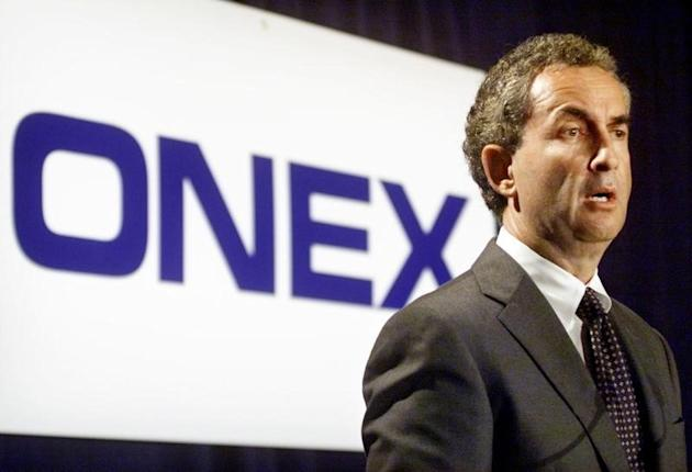 Gerald Schwartz, president and chief executive officer of Onex Corp