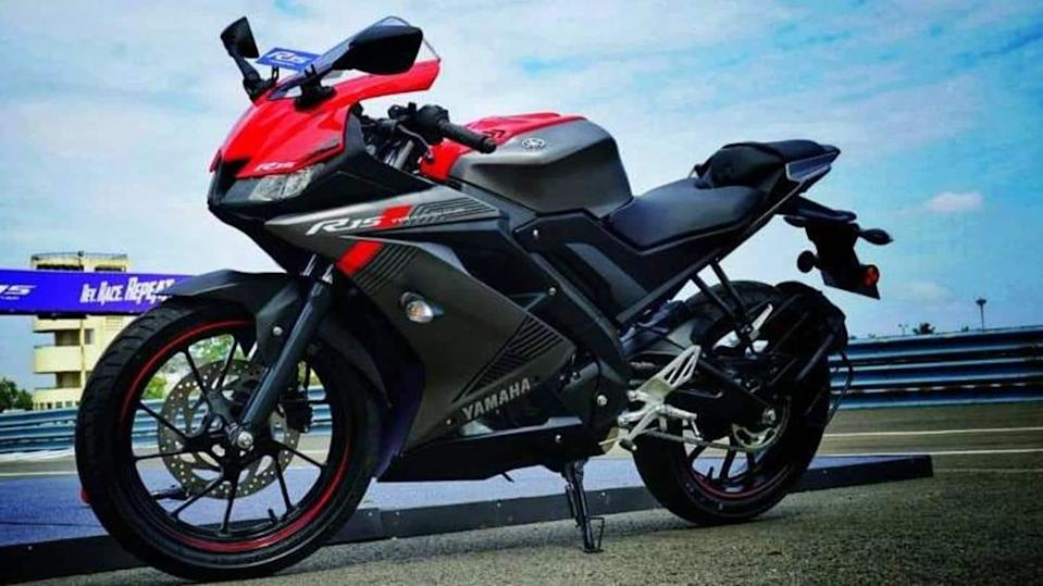 2021 Yamaha YZF-R15 bike to be launched on September 21