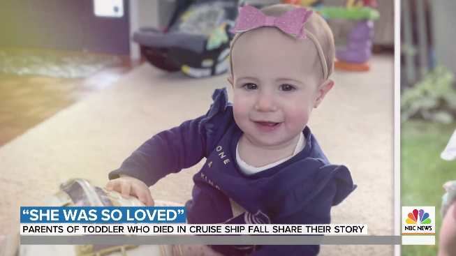 Chloe's parents speak out about her death just two weeks after the tragedy. (Photo: TODAY)