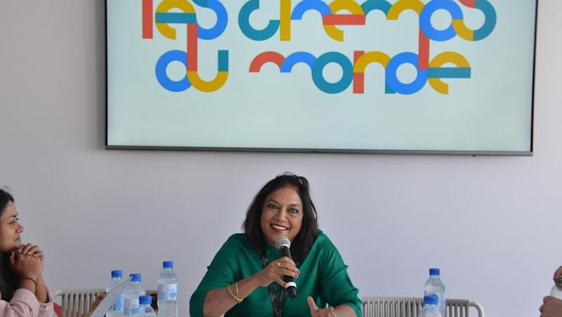 Mira Nair chaperones budding talent at French film project workshop