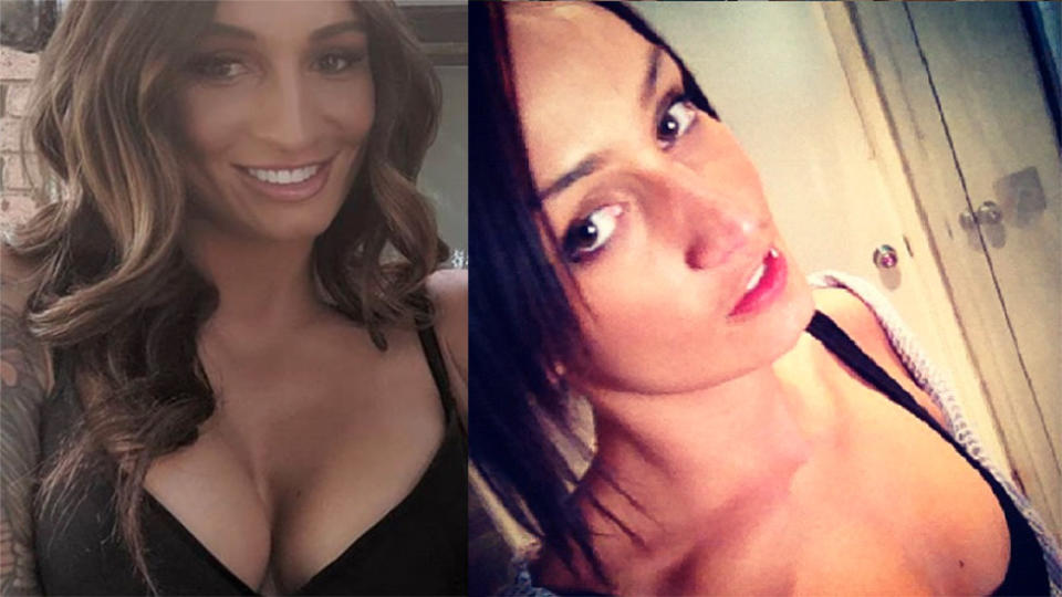 married at first sight Hayley vernon throwback snaps
