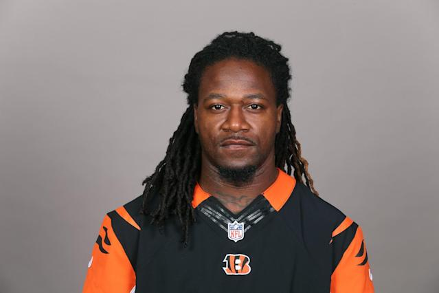 The NFL has suspended Cincinnati CB Adam Jones for the regular-season opener. (AP)