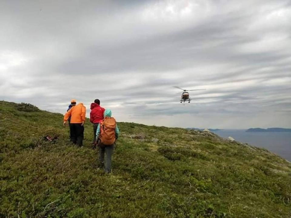 The inquiry into ground search and rescue could have national ramifications, said expert Richard Smith. (Bay of Islands Volunteer Search and Rescue - image credit)
