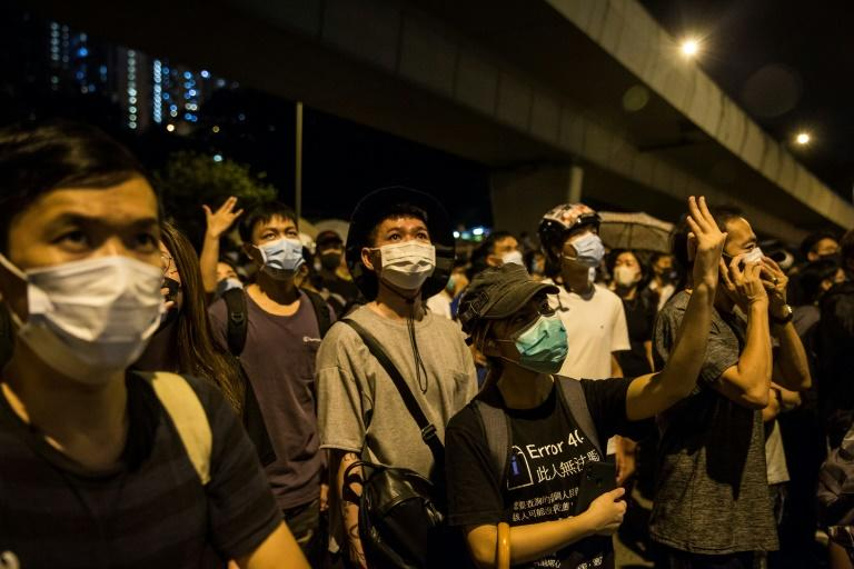 Hong Kong is reeling from seven weeks of mass protest rallies -- some of which have ended in violence