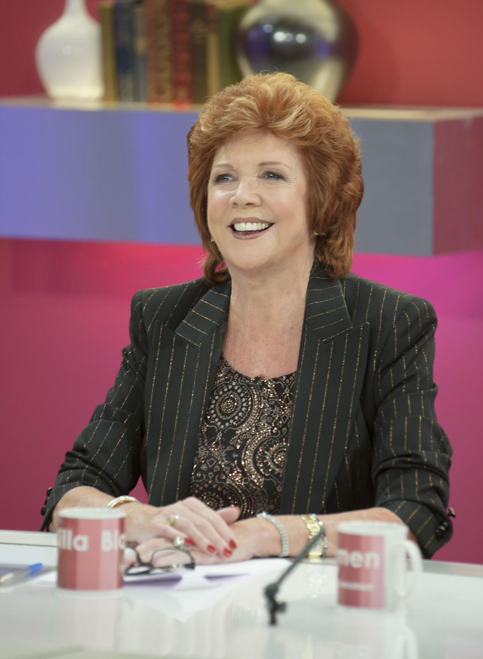 While the late Cilla will be remembered for her huge TV hits Blind Date and Surprise Surprise, her last regular TV gig was actually as a Loose Woman.<br /><br />She appeared first as a guest anchor in 2009 and was invited back as a regular panelist between 2010 and 2011, returning for a final appearance in 2014.