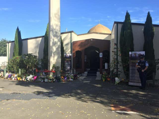 Masjid Al Noor in Christchurch where the Duke of Cambridge visited on Friday. 42 people lost their lives during a terror attack at the mosque in March. PRESS ASSOCIATION Photo. Picture date: Friday April 26, 2019. See PA story ROYAL NewZealand. Photo cred