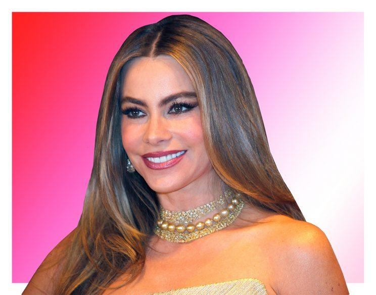 Sofia Vergara credits exercise for her good looks. (Photo by Paul Morigi/WireImage)