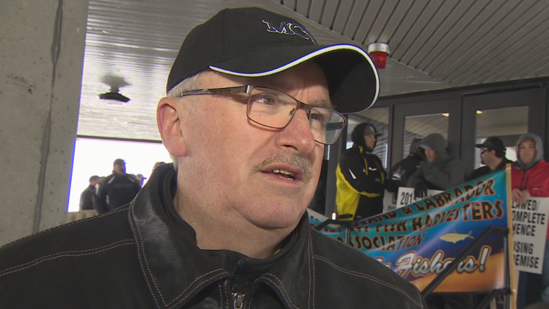 'I'd do the same thing again': Fisherman Terry Ryan charged in April DFO protest
