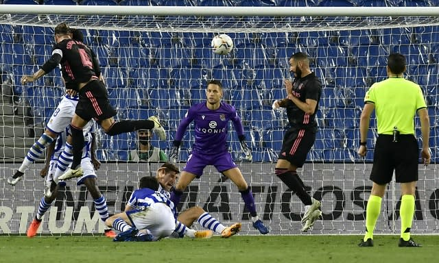 Real Madrid had to settle for a goalless draw in their opening game of the season