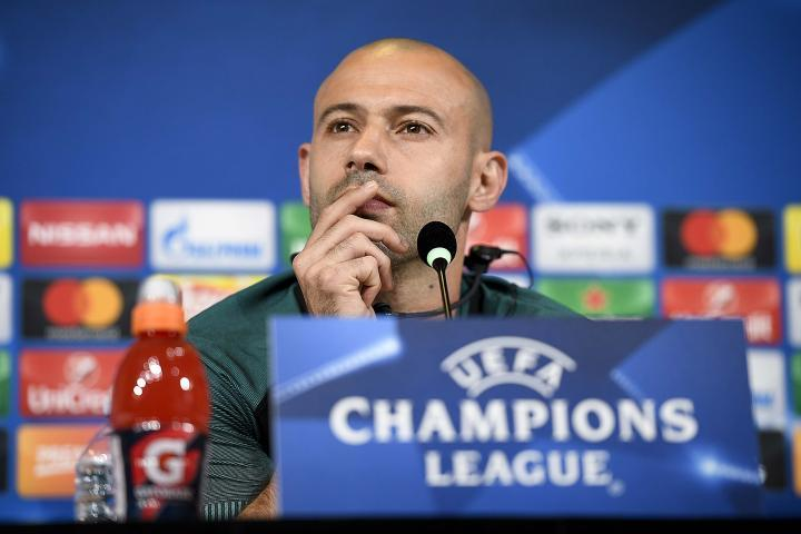 Champions League, conferenza stampa Barcellona