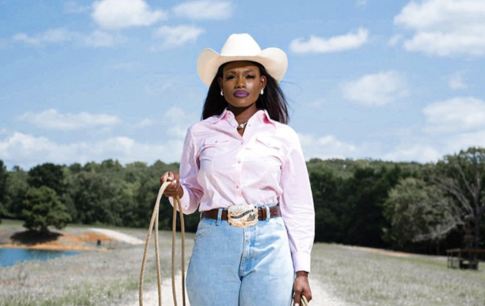 Ja'Daiya Krush became the first Black rodeo queen in Arkansas at 17 and aims to change the industry. (Photo: Ja'Daiya Krush Instagram)
