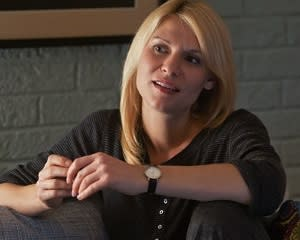 Homeland Burning Q: Claire Danes is Pregnant – Will Carrie Be Expecting, Too?
