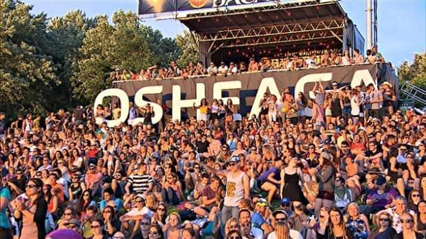 Osheaga has been cancelled for the second year in a row due to the pandemic. (Radio-Canada - image credit)