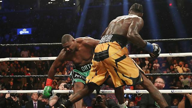 Deontay Wilder has insisted he only has to be perfect for two seconds to triumph in his rematch with Luis Ortiz.