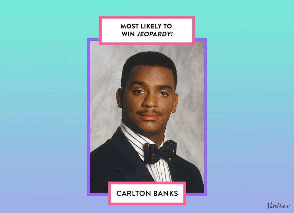 <p>The Princeton alum always made top grades and he had quite a competitive streak. Sign him up for any <em>Jeopardy!</em> challenge and his competitors won't stand a chance.</p>