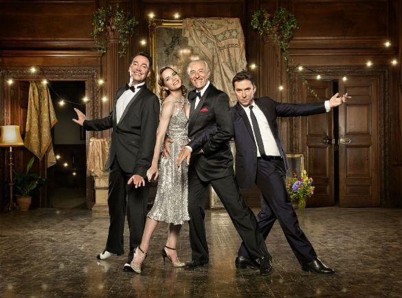 WATCH: 'Strictly Come Dancing' Judges Dance With Darcey Bussell In New Trailer