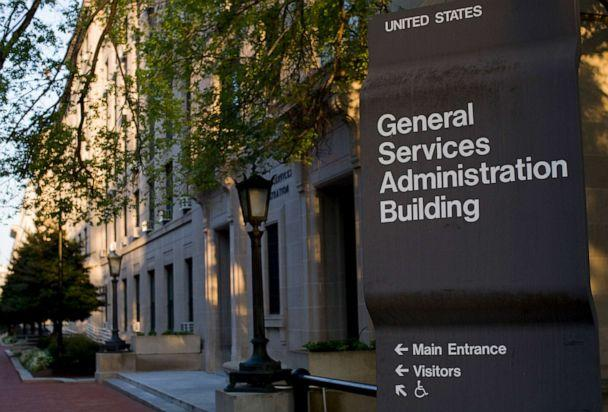 PHOTO: The General Services Administration Building is pictured in downtown Washington, April 4, 2012. (Kris Tripplaar/SIPA via USA Today Network)