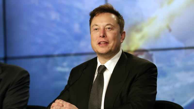 Elon Musk earns £625 million payday after Tesla hits targets