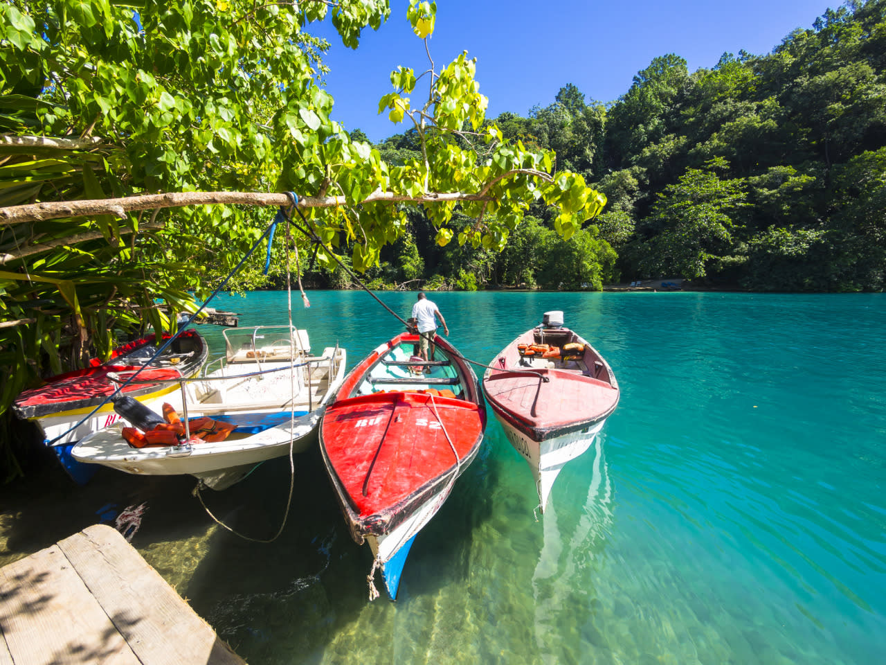 <p>The Caribbean nation has a relatively low GDP, but a high life expectancy of 75 years and a low ecological footprint. (Getty)</p>