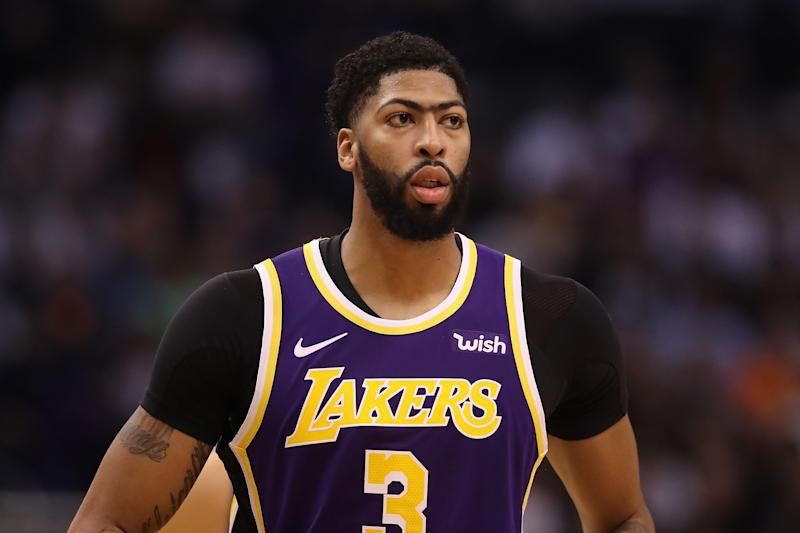 Anthony Davis says return to New Orleans a 'game of the year'