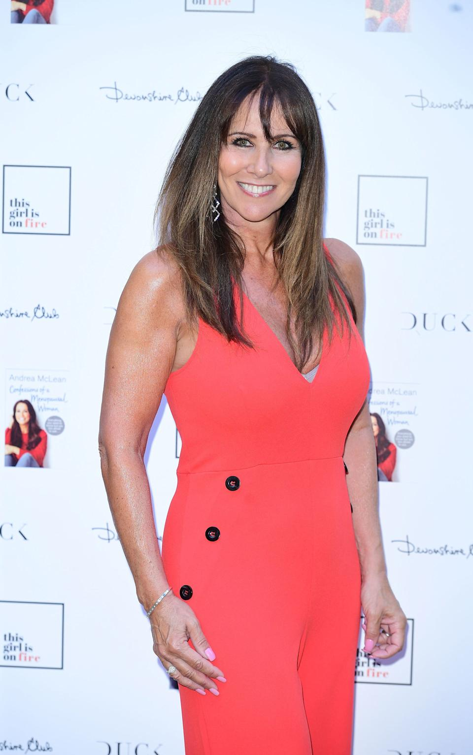 Linda Lusardi (Photo: PA)