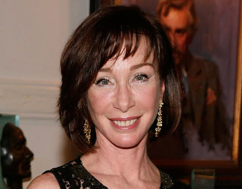<p>This 60-year-old takes after her Oscar-winning mother. She is also an actress and an author. Proceed to the next slide to learn about her family. (Photo by Andy Kropa/Getty Images) </p>