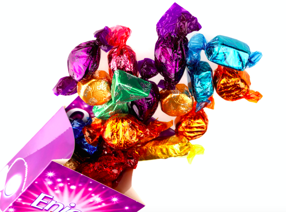 Which is your favourite Quality Street? (Picture: Rex)