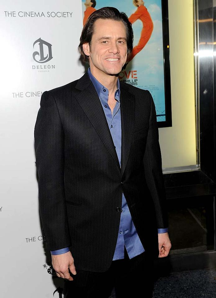 """January 17: Jim Carrey turns 49 Stephen Lovekin/<a href=""""http://www.gettyimages.com/"""" target=""""new"""">GettyImages.com</a> - November 22, 2010"""