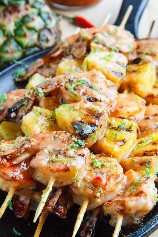 "<p>These will make you feel like you're on a beach somewhere.</p><p>Get the recipe from <a href=""http://www.closetcooking.com/2015/06/grilled-coconut-and-pineapple-sweet.html"" rel=""nofollow noopener"" target=""_blank"" data-ylk=""slk:Closet Cooking"" class=""link rapid-noclick-resp"">Closet Cooking</a>.</p>"